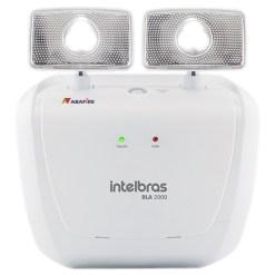 Bloco Autônomo de Iluminação de Emergência com Dois Faróis de LED e 2000 lumens, código BLA2000