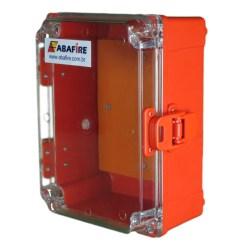 Caixa de Proteção IP65 Para Abrigar Acionadores Manuais e Botoeiras Em Áreas Externas (À Prova de Tempo), código AFCXIP65 - Imagem 02