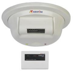 Detector Pontual de Chama Ultravioleta (UV Flame Detector) com módulo endereçável e saída relé NA/NF, código FS2000E - Imagem 14