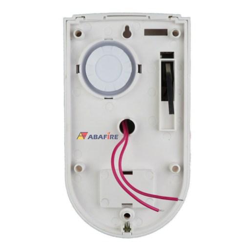 Sirene Audiovisual de Emergência e Alarme para Sanitários PNE (Portadores de Necessidades Especiais) Tipo Cabeado - Imagem 05