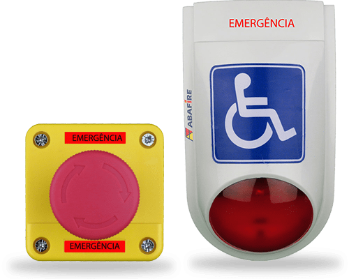 Alarme Sanitário PNE