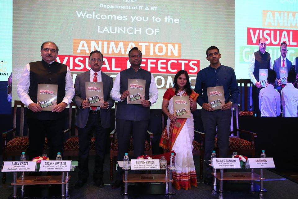 Government of Karnataka to Showcase Next Gen AVGC Policy to the Industry
