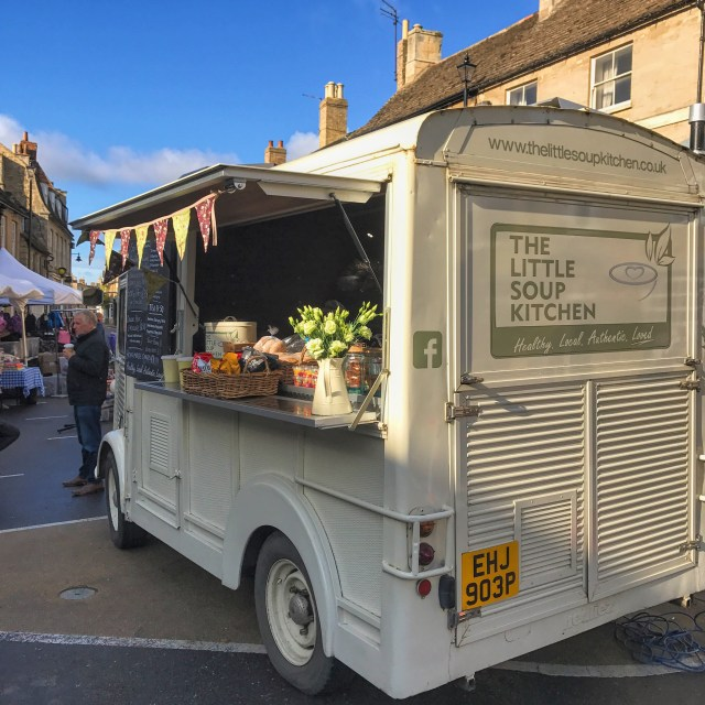 The Little Soup Kitchen in Oundle