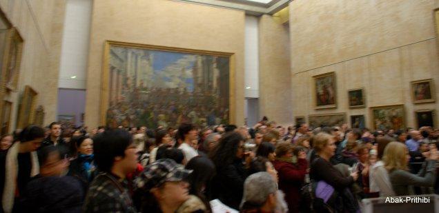 Mona Lisa- Louvre, France (1)