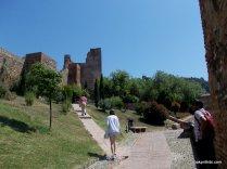 Alcazaba of Malaga, Spain (29)