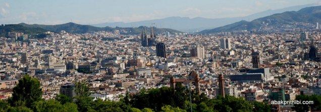 Way to Montjuïc Castle, Barcelona, Spain (19)