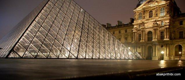 Louvre Pyramid, Louvre Palace, Paris (6)