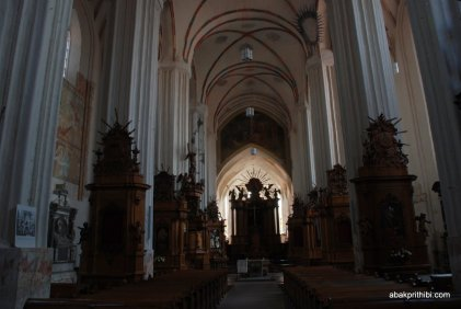 St. Anne's Church, Vilnius, Lithuania (10)