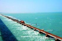 The Pamban Bridge, Rameswaram, India (6)