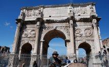 The Roman Forum, Rome, Italy (2)