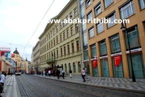 The Prague tramway (3)