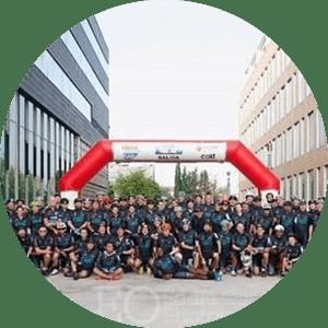 Colt Charity Bike Ride 2019! Mit dem Fahrrad Gutes tun!