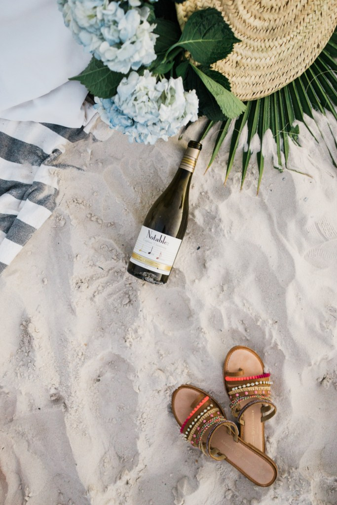 Summer Dinner Party Notable Wines
