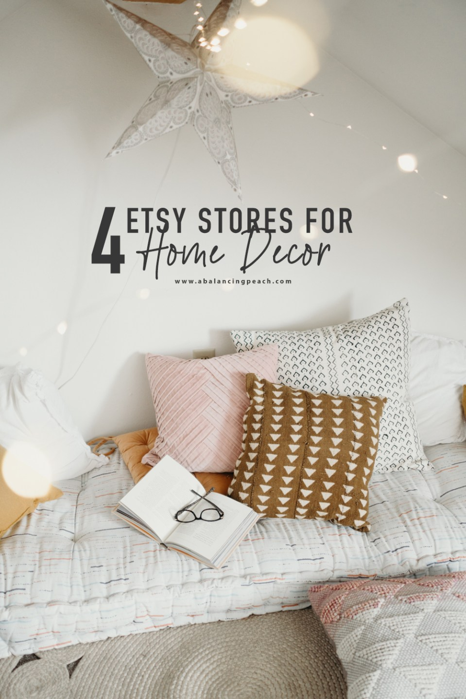 Etsy Stores for Home Decor