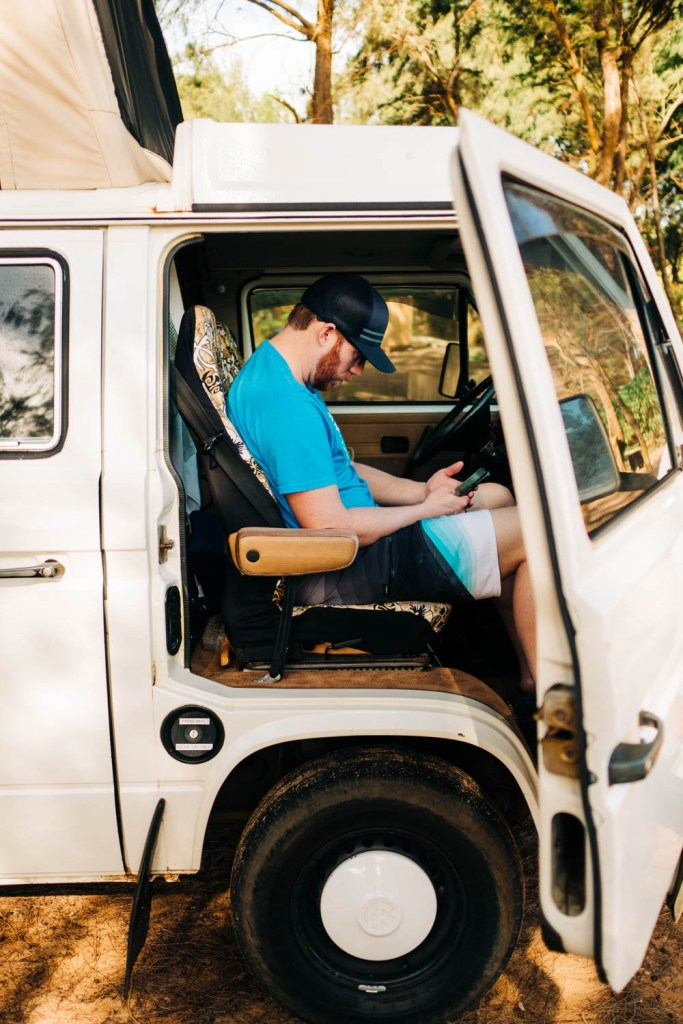 Kauai campervan