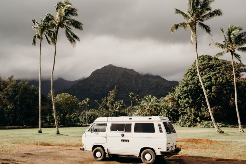Kauai Camping Guide