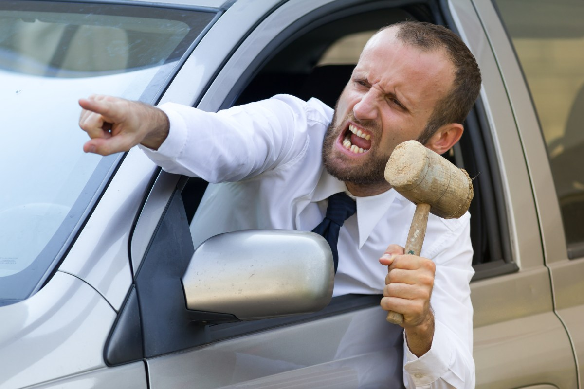 2 Simple Ways Behavior Analysis can End Road-Rage