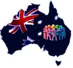 Aussies all as one