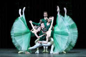 bolshoi ballet in emeralds