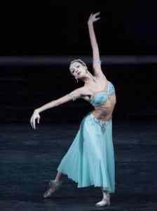 Olga Smirnova in Bayadere