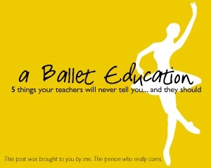 how to do ballet real ballet