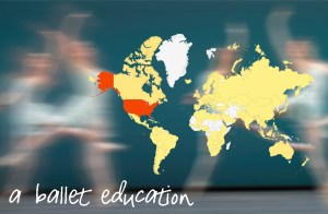 a ballet education worldwide