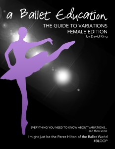 THE GUIDE TO VARIATIONS
