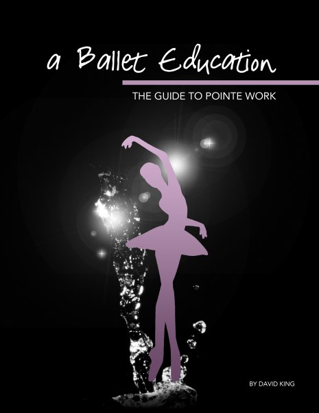 The Guide to Pointe Work Cover