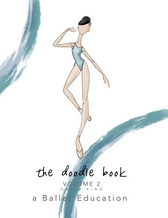 Doodle Book 2 Cover