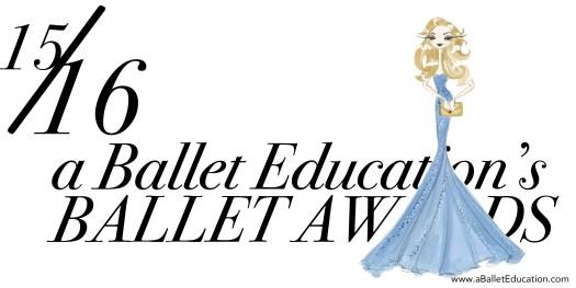 ballet awards