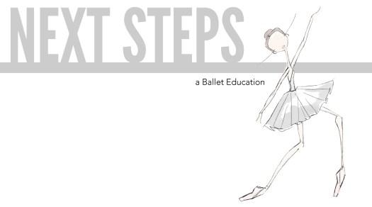 next steps a ballet education