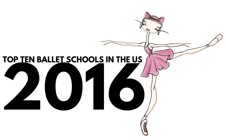 top ten us ballet schools