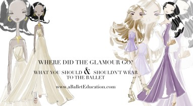 what to wear to the ballet