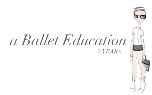 happy anniversary a ballet education
