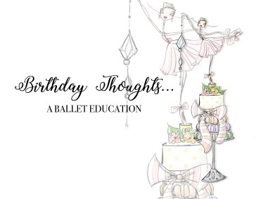 Birthday a Ballet Education