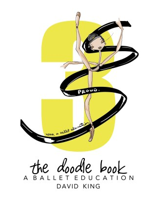 Doodle Book 3 Cover