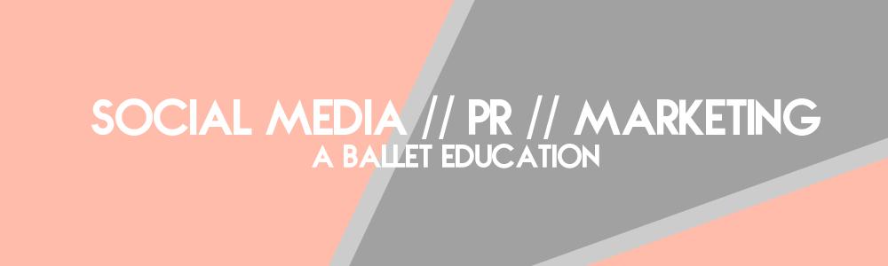 social media ballet studio