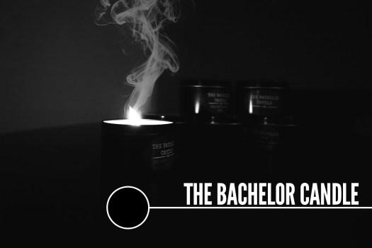 The Bachelor Candle 1