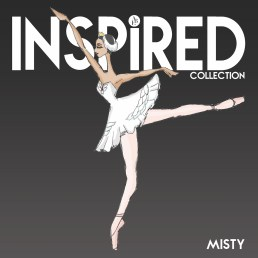 inspired misty