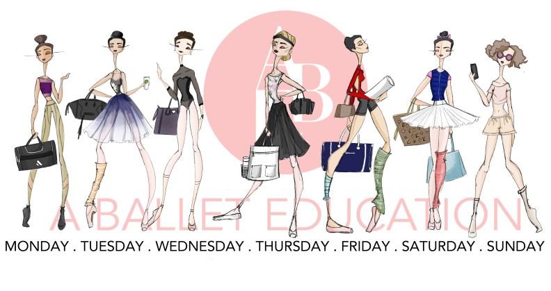 days of hte week