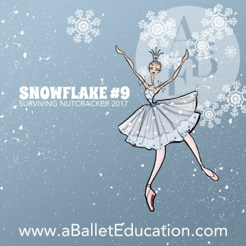nutcracker snow a ballet education