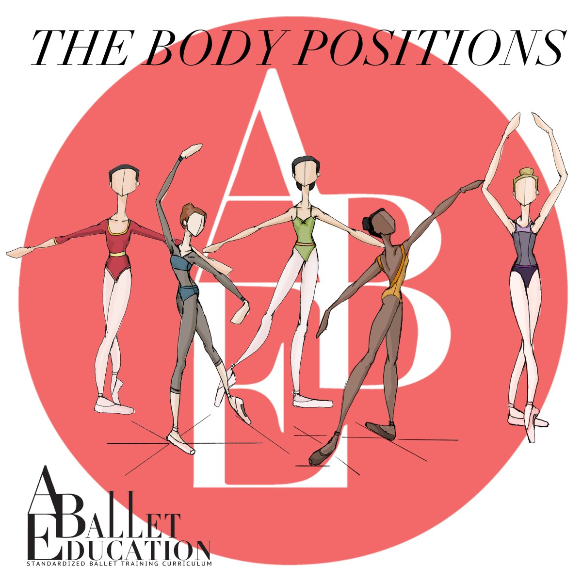 The Body Positions of Ballet