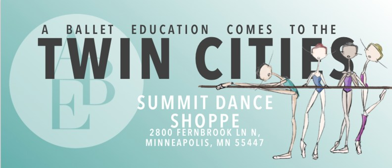 BALLET minneapolis summit dance shop