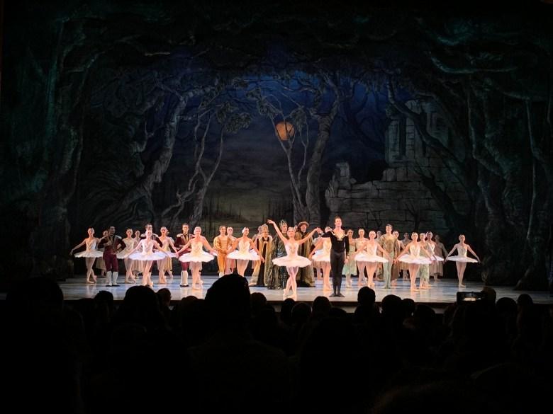 Ballet West Swan Lake Beckanne