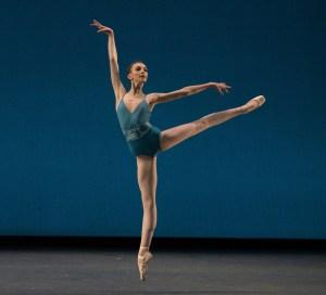 Tapp in Jorma Elo's Creatures of Egmont. Igor Burlak, Courtesy Boston Ballet.