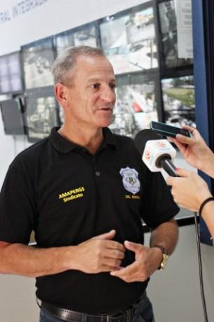Presidente do Sindicato ressaltou que as condições de trabalho precisam ser melhoradas para evitar um agravamento na falta de segurança dentro das penitenciárias