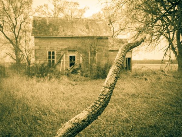Abandoned Homestead-KS-Eklund