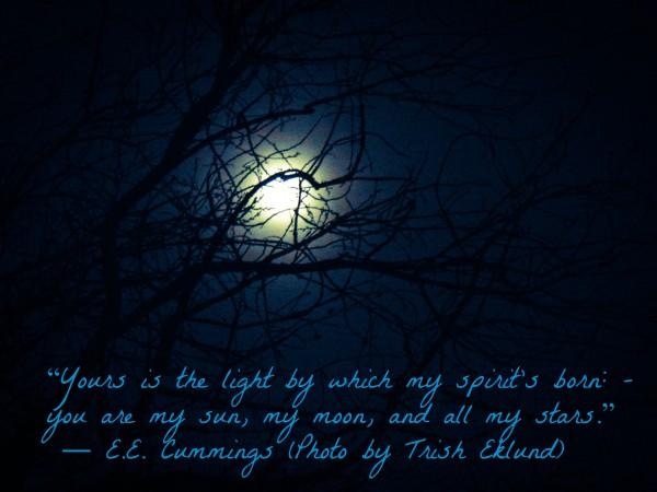 Full Moon EE Cummings Meme-Eklund