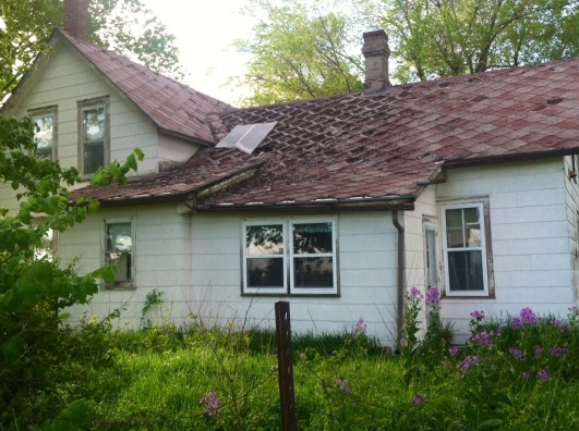 Abandoned Farmhouse -5-15 1