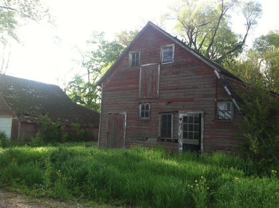 Abandoned Farmhouse -5-15 20